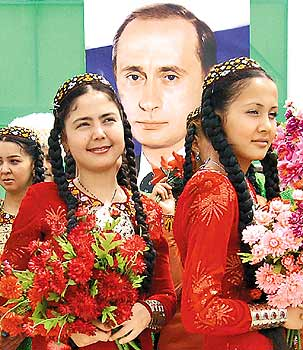 Родная кровь Путина