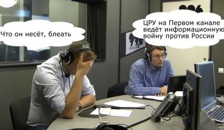 Навальный против дурачка