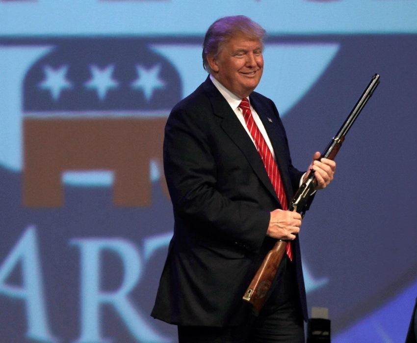 дональд трамп на рыбалке