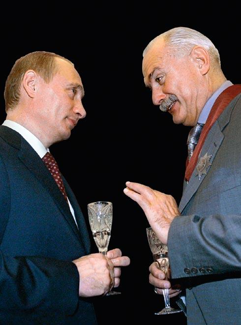 Грязная Россия Михалкова и Путина